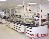 实验室家具提供生产钢木中央实验台厂家