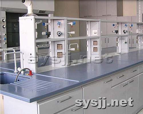 实验室家具提供生产豪华全钢实验台厂家