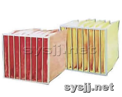 实验室家具提供生产F7/F8中效袋式过滤器(中效级别为F5-F9)厂家