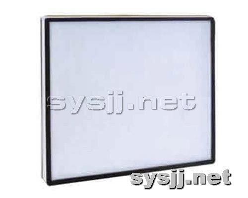 实验室家具提供生产高效无隔板空气过滤器厂家