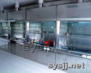实验室家具提供生产不锈钢通风橱厂家