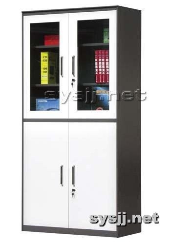 实验室家具提供生产玻璃平开柜厂家