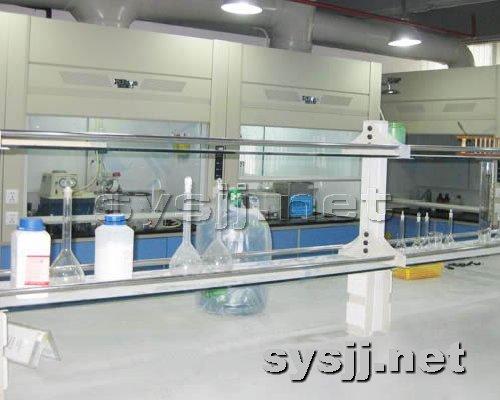 实验室家具提供生产钢木中央台、带试剂架厂家