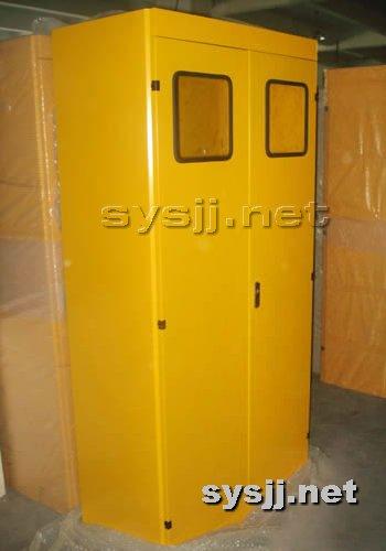 实验室家具提供生产铝木结构气瓶柜厂家