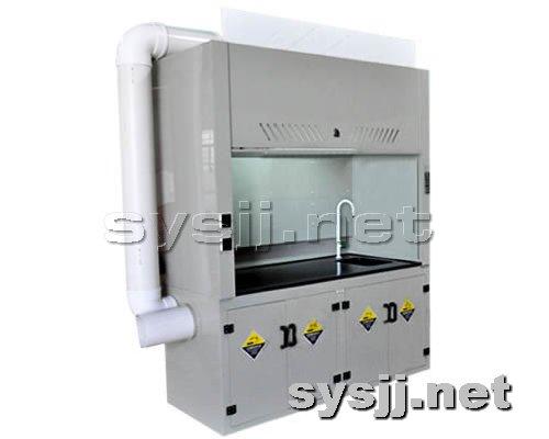 实验室家具提供生产全钢结构液晶显示通风柜厂家