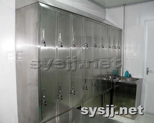 实验室家具提供生产不锈钢更衣柜厂家
