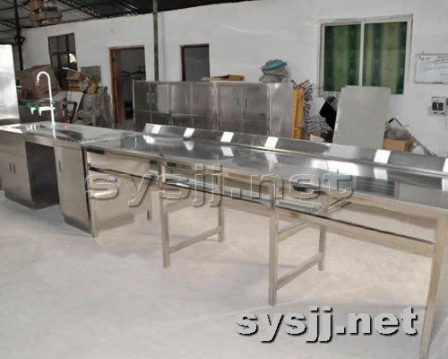 实验室家具提供生产不锈钢实验台厂家