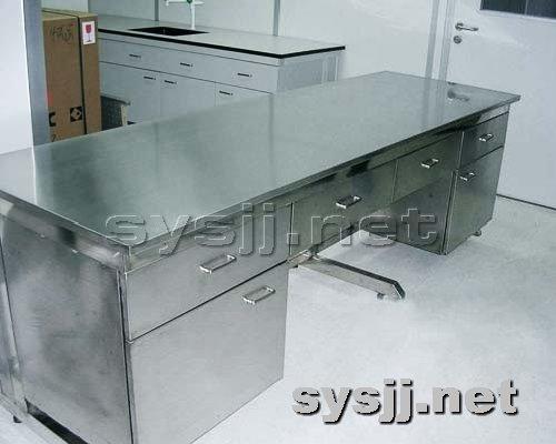 实验室家具提供生产不锈钢中央实验台厂家